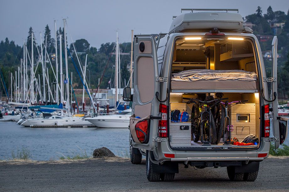 5 autocaravanas que vão mudar os seus planos para as próximas férias