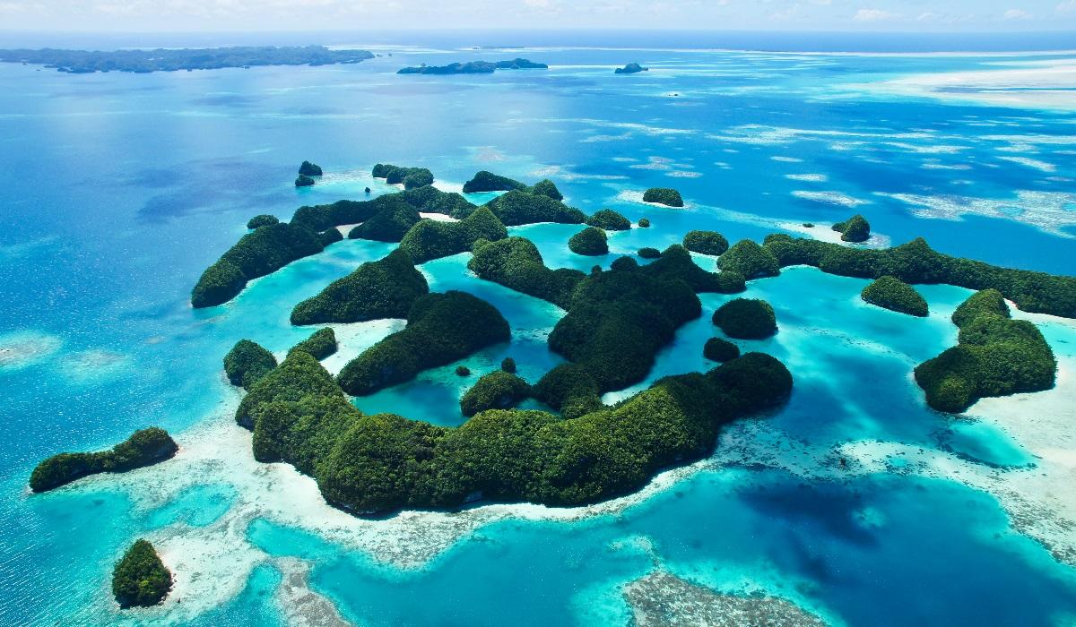 Palau, um dos paraísos do mundo que tem os dias contados