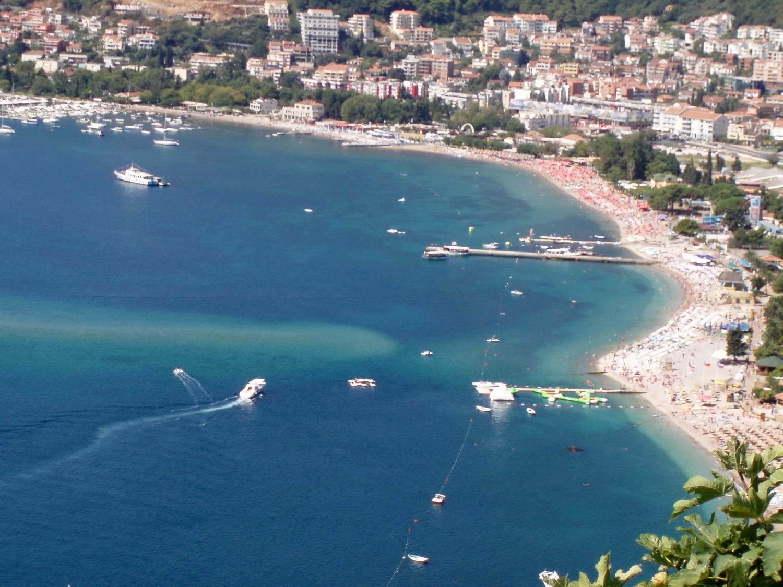 Montenegro, o pequeno país das belas praias e montanhas