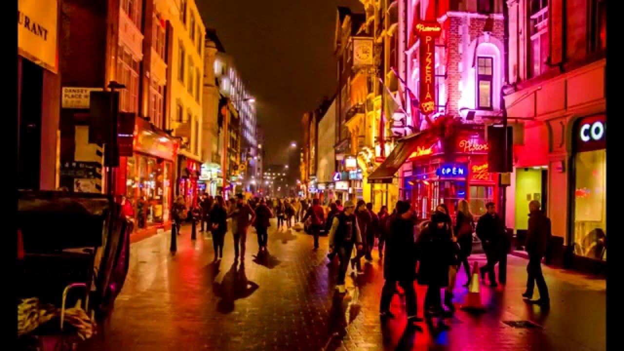 Estas são as 10 cidades europeias com a melhor noite