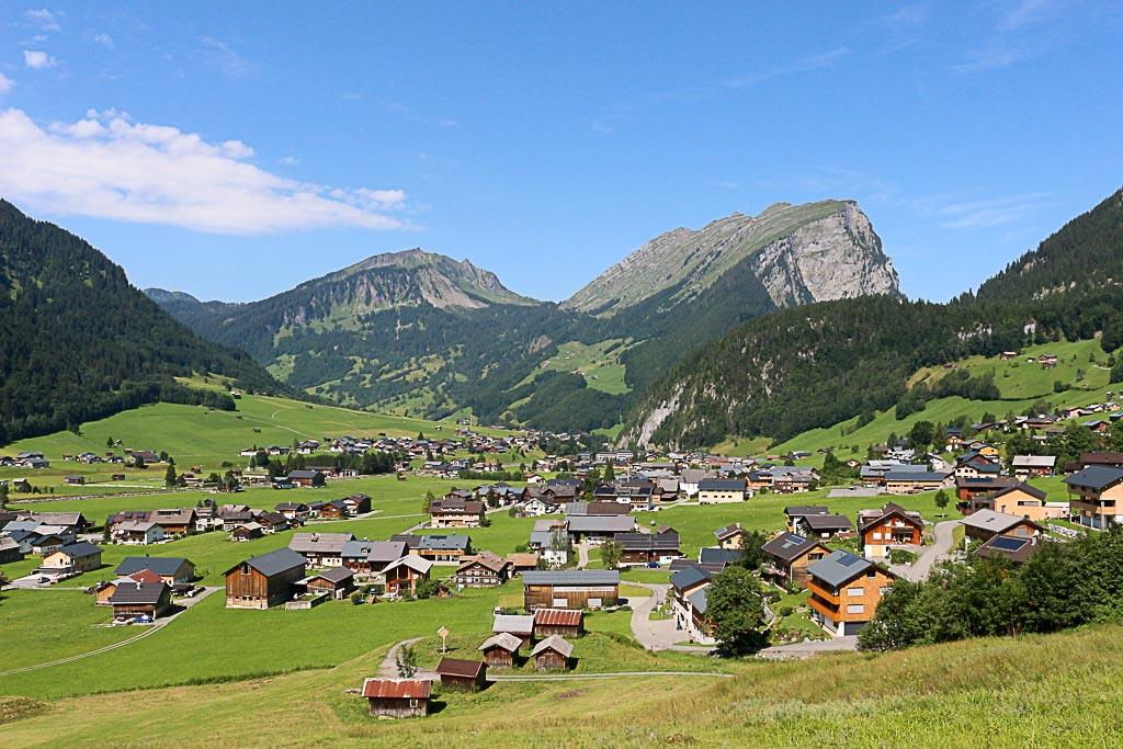 Há muito para ver e fazer nos Alpes austríacos durante o verão
