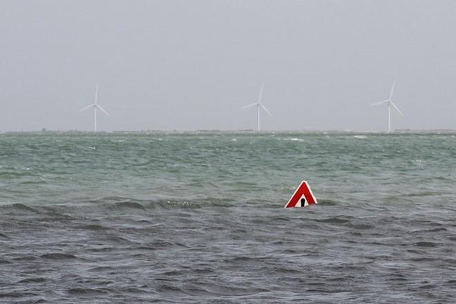 Passage du Gois, a estrada francesa que fica submersa boa parte do dia
