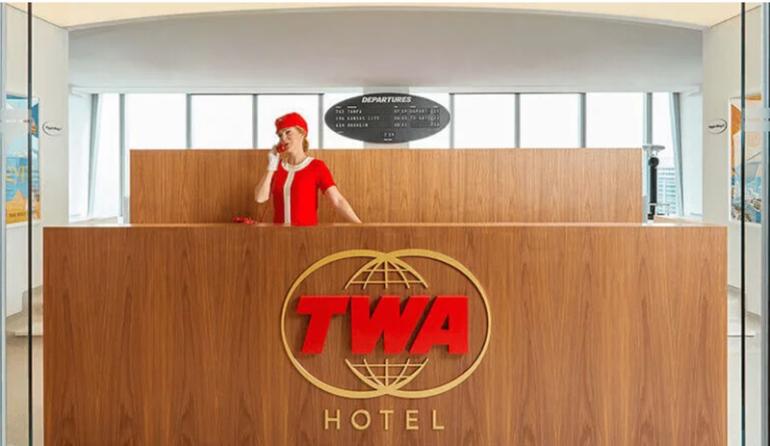 Um dos terminais mais famosos do mundo foi convertido em hotel de luxo