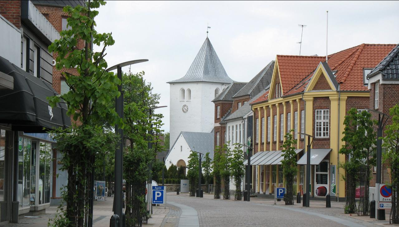 Brande, a minúscula cidade dinamarquesa que vai acolher a maior torre da Europa Ocidental