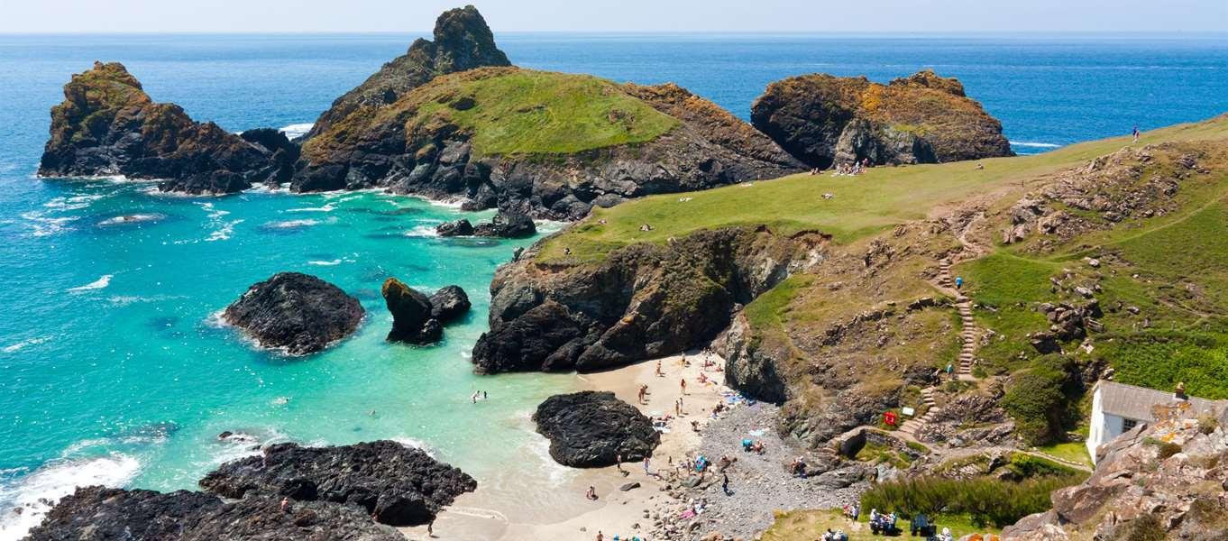 Cornualha, a Inglaterra das praias paradisíacas e da boa gastronomia