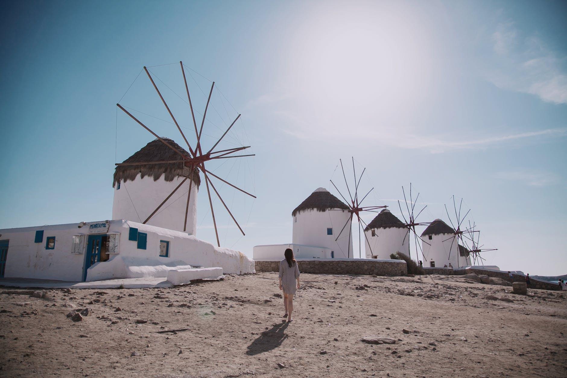 Uma semana de sonho pelas ilhas gregas a bordo do navio Horizon