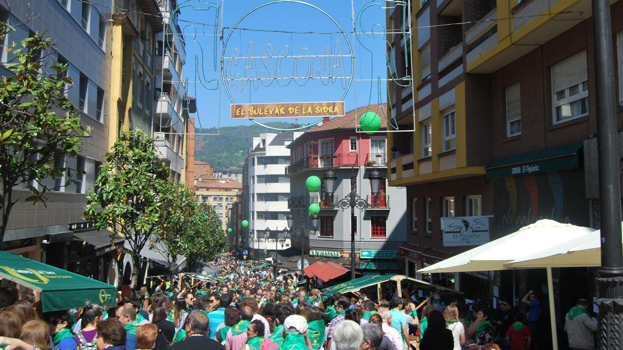 É impossível não nos perdermos de amor por Oviedo