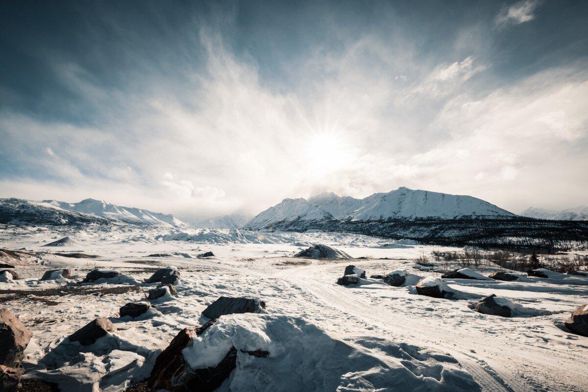 Os glaciares que tem de visitar antes que seja tarde e outras maravilhas no Alasca