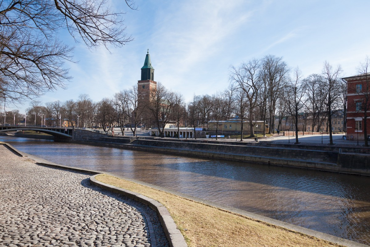 À descoberta de Turku, o paraíso escondido na Finlândia
