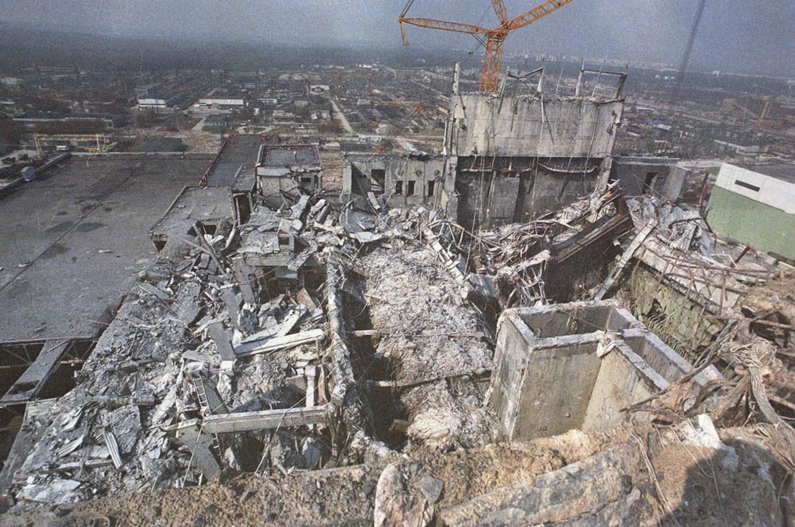 """Chernobyl: do maior acidente nuclear da história até ao """"boom"""" do turismo"""