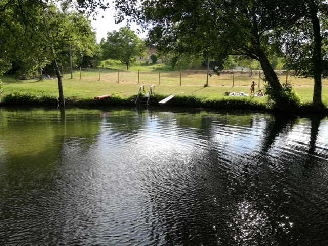 Praia Fluvial de Tabuao